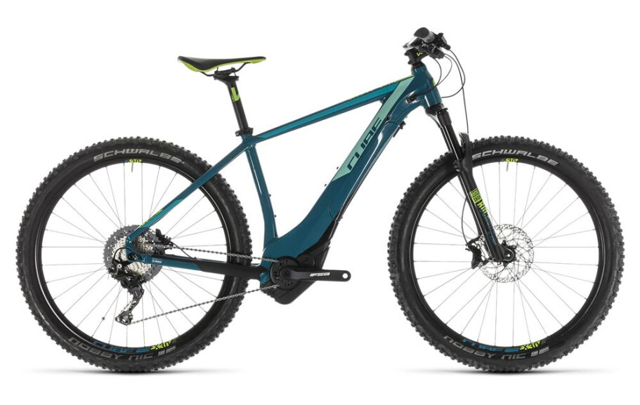 Cube Access Hybrid SL 500 pinetree´n´green 2019