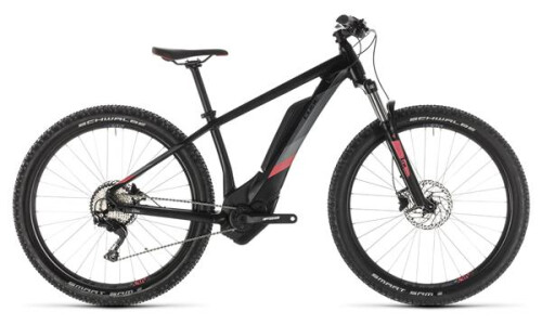 Cube Access Hybrid Pro black´n´coral 2019