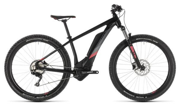 CUBE - Access Hybrid Pro 500 black´n´coral