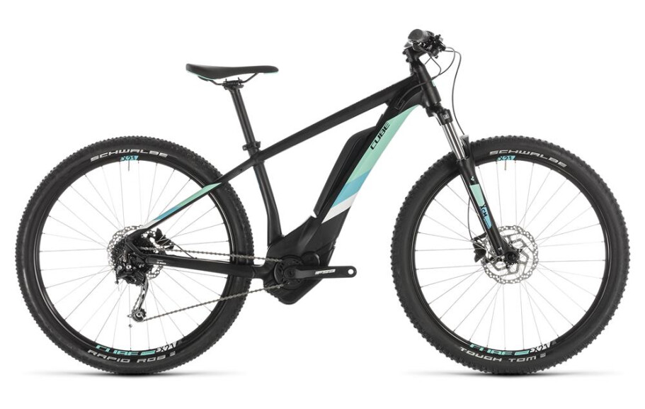 Cube Access Hybrid ONE 500 black´n´mint 2019