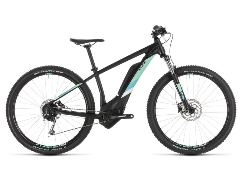 Cube Access Hybrid ONE 400 black´n´mint