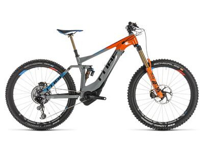 Cube Stereo Hybrid 160 Action Team 500 KIOX 27.5 actio