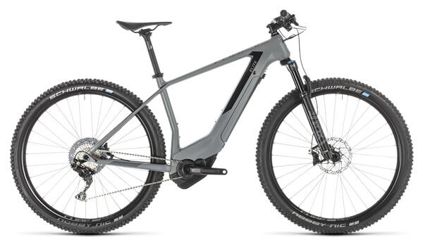 CUBE - Elite Hybrid C:62 SL 500 KIOX 29 grey´n´black