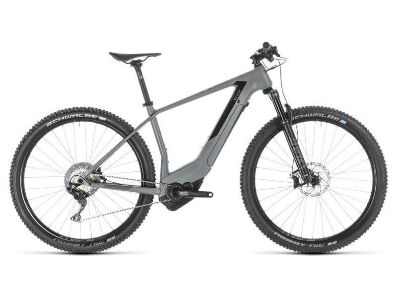 Cube Elite Hybrid C:62 SL 500 KIOX 29 grey´n´black