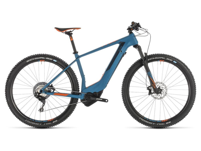 Cube Elite Hybrid C:62 Race 500 29 blue´n´orange