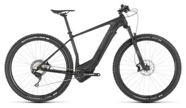 CUBE - Elite Hybrid C:62 Race 500 29 carbon´n´grey