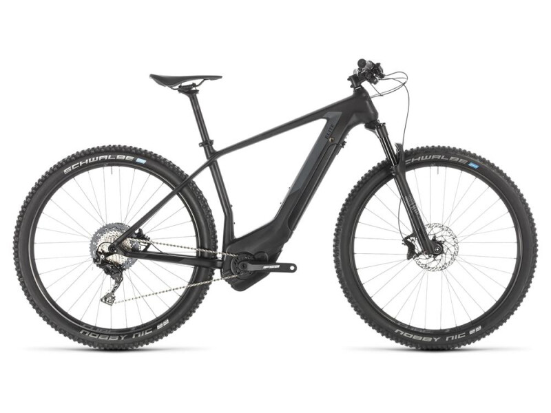 Cube Elite Hybrid C:62 Race 500 29 carbon´n´grey