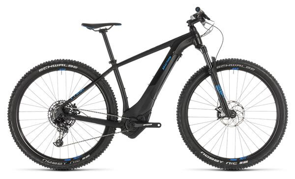 CUBE - Reaction Hybrid EAGLE 500 black´n´blue