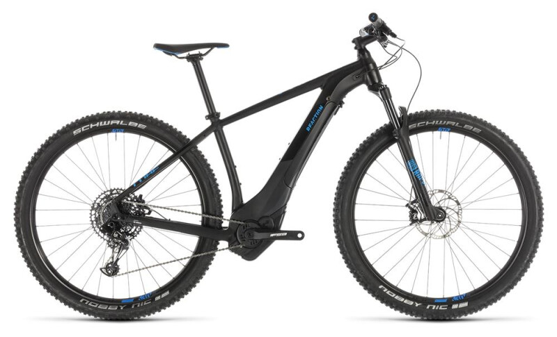 Cube Reaction Hybrid EAGLE 500 black´n´blue