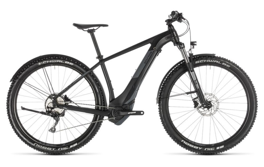 Cube Reaction Hybrid EXC 500 Allroad 2019