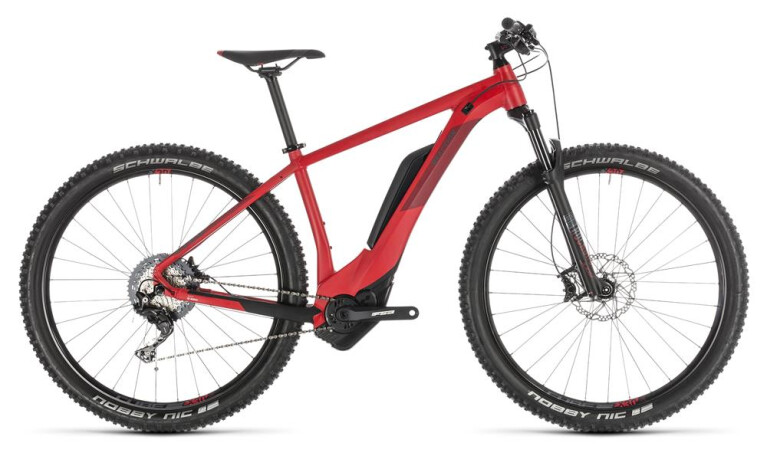 CUBEReaction Hybrid Race 500 red´n´red