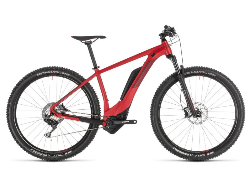 Cube Reaction Hybrid Race 500 red´n´red