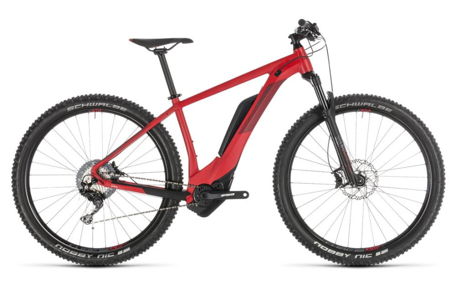 Cube Reaction Hybrid Race 500 red´n´red 2019