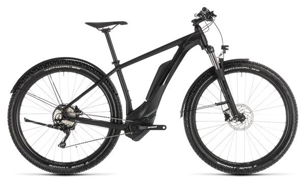 CUBE - Reaction Hybrid Pro 400 Allroad black edition