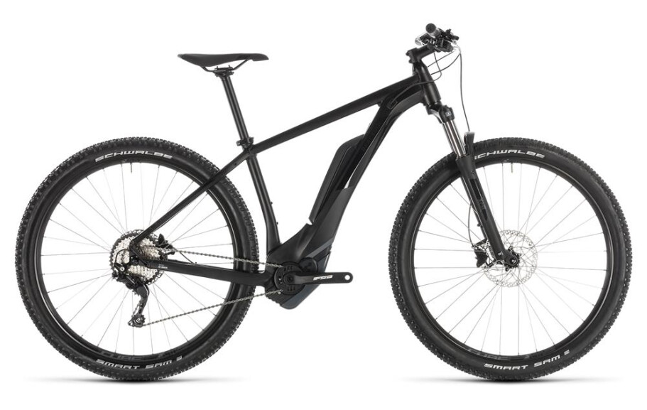 Cube Reaction Hybrid Pro 500 black edition 2019