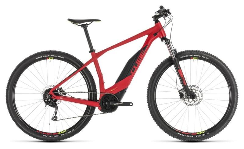 Cube Acid Hybrid ONE 500 29 red´n´green E-Bike