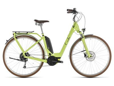 Cube Elly Ride Hybrid 500 green´n´black