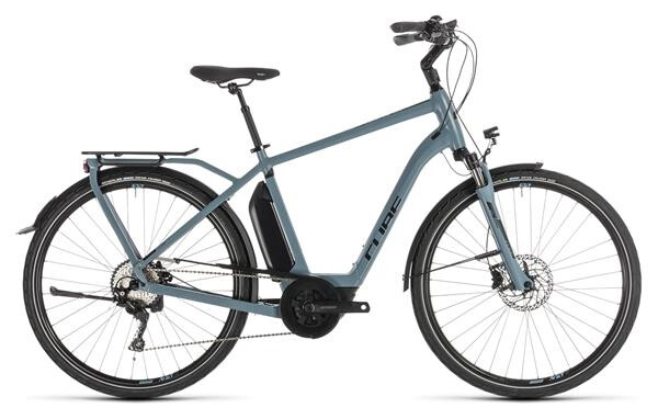 CUBE - Town Sport Hybrid Pro 400 blue´n´black