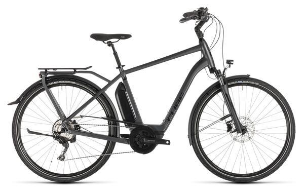 CUBE - Town Sport Hybrid Pro 400 iridium´n´black