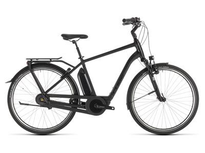 Cube Town Hybrid EXC 500 black edition