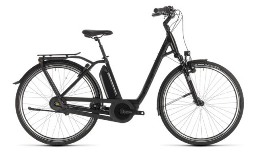 Cube Town Hybrid EXC RT 500 black edition