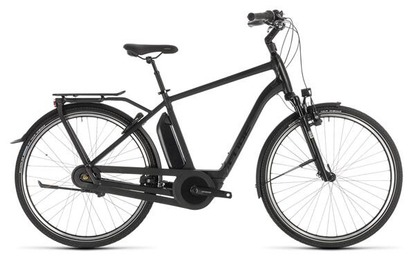 CUBE - Town Hybrid EXC 400 black edition