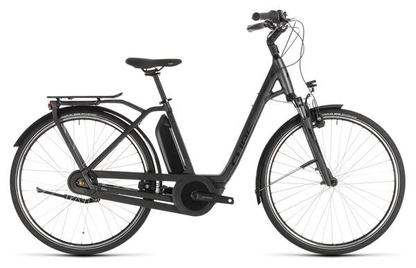 CUBE - Town Hybrid Pro 400 iridium´n´black