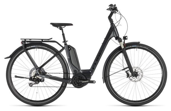 CUBE - Touring Hybrid SL 500 KIOX iridium´n´red Easy Ent