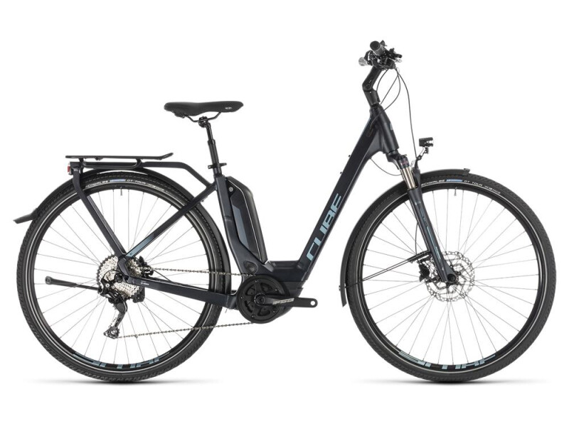 Cube Touring Hybrid Pro 500 darknavy´n´blue Easy Entry