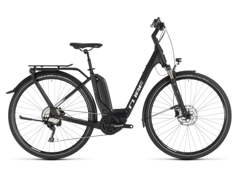 Cube Touring Hybrid Pro 500 black´n´white Easy Entry