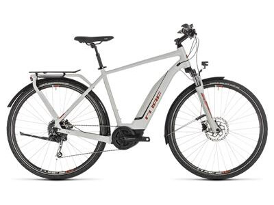Cube Touring Hybrid 500 grey´n´orange