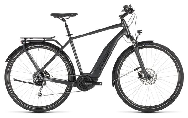 CUBE - Touring Hybrid 500 iridium´n´black