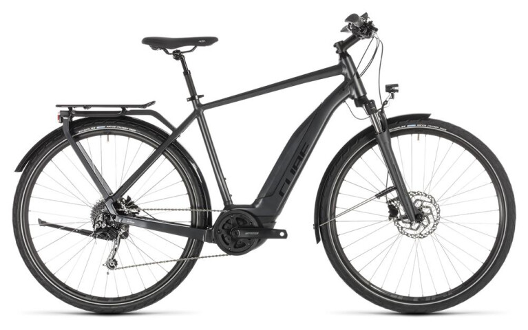 CUBE Touring Hybrid 500 iridium´n´black