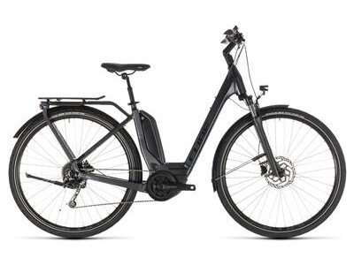 Cube Touring Hybrid 400 iridium´n´black Easy Entry
