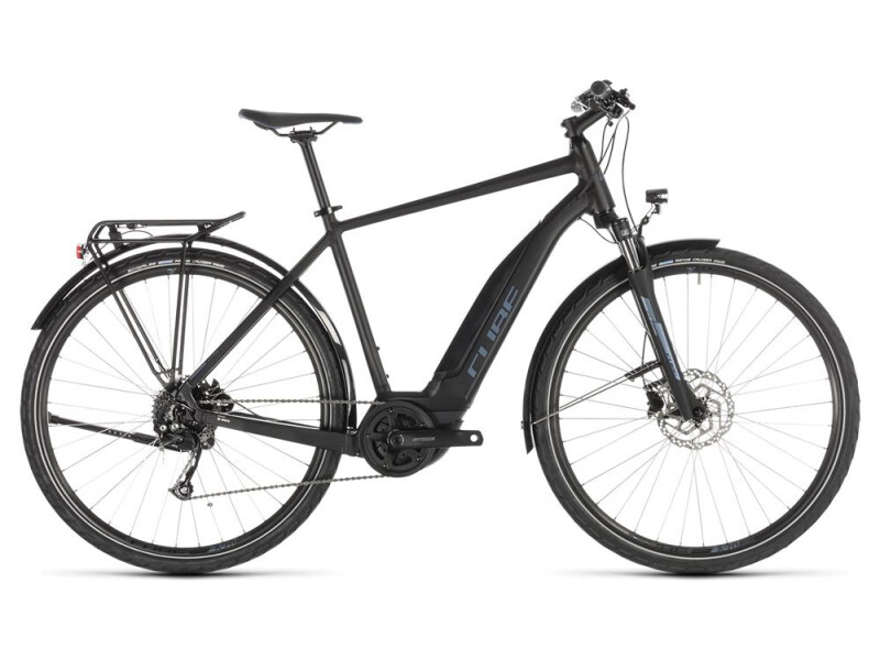 Cube Touring Hybrid ONE 500 black´n´blue