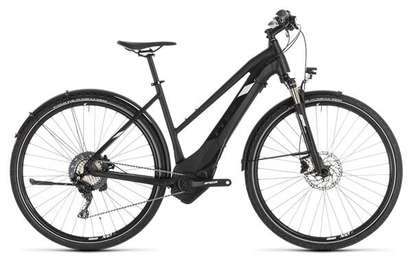 CUBE - Cross Hybrid Race 500 Allroad black Trapez