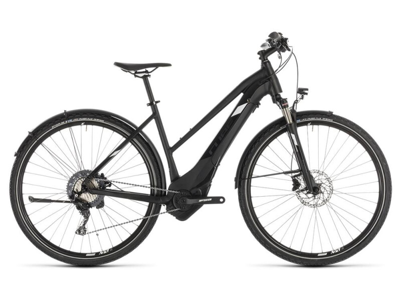Cube Cross Hybrid Race 500 Allroad black Trapez