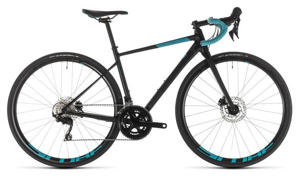 CUBE - Axial WS Race Disc black´n´darkmint