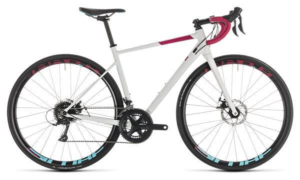 CUBE - Axial WS Pro Disc white´n´berry