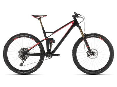 Cube Sting WS 140 HPC SL 27.5 carbon´n´coral