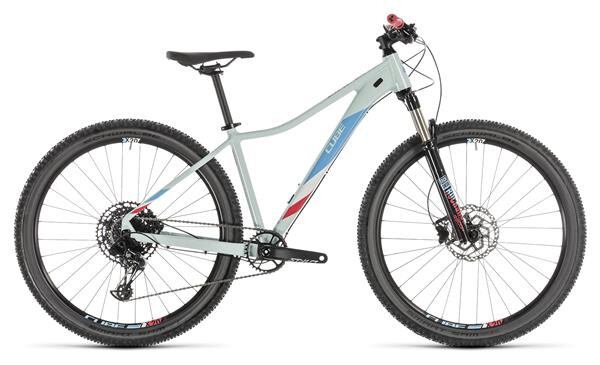 CUBE - Access WS SL Eagle lightblue´n´coral