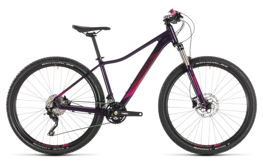 Cube Access WS Race aubergine´n´berry