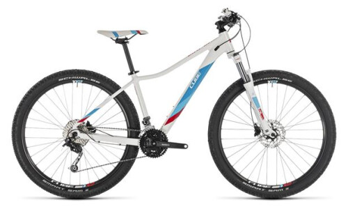 Cube Access WS Pro white´n´blue