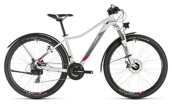 CUBE - Access WS Allroad white´n´berry