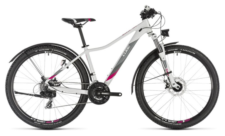 CUBE Access WS Allroad white´n´berry