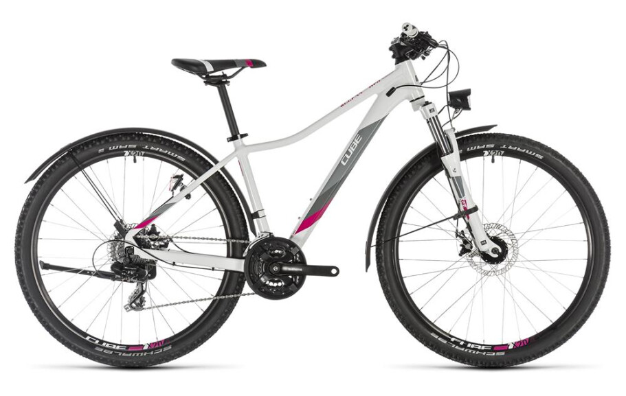 Cube Access WS Allroad white n berry