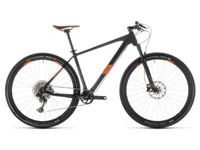Cube Elite C:62 Race carbon´n´orange