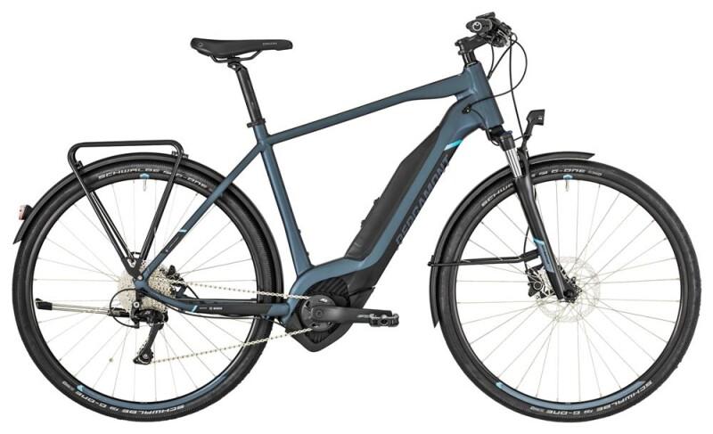Bergamont E-Helix 8 EQ Gent E-Bike