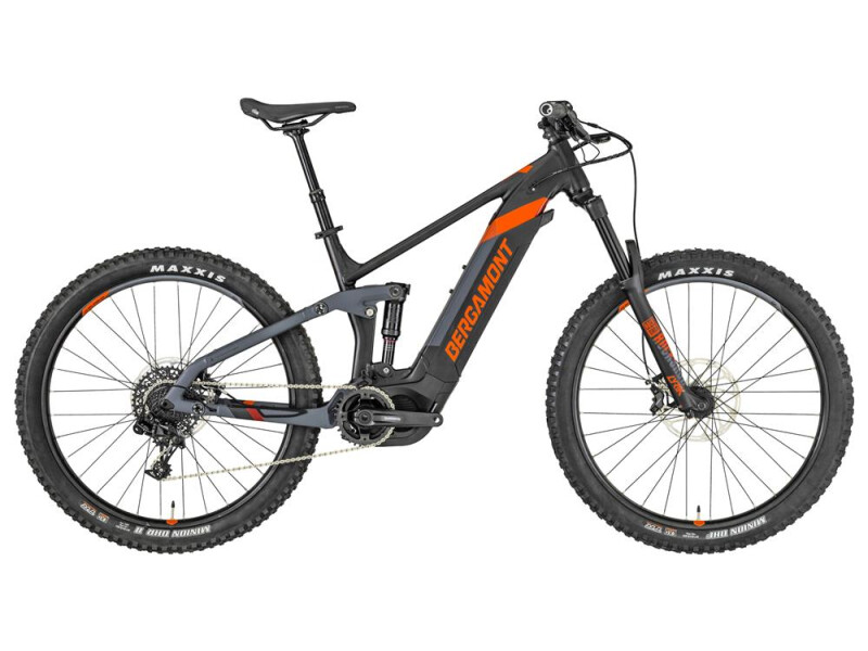 Bergamont E-Trailster Pro 27