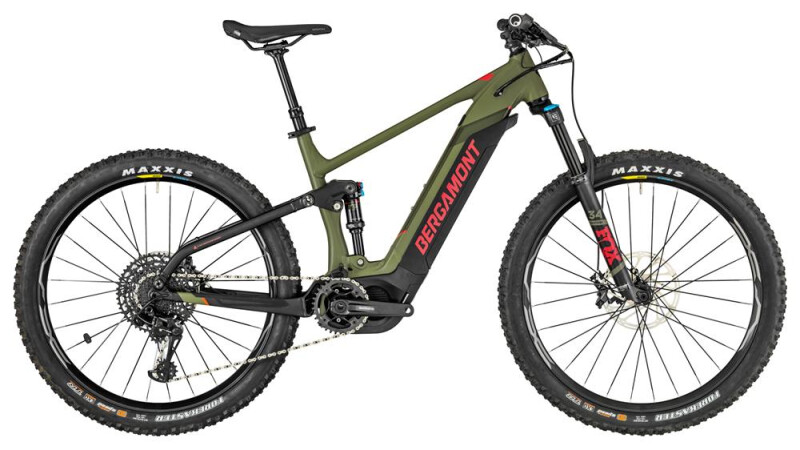 Bergamont E-Contrail Expert 27 E-Bike